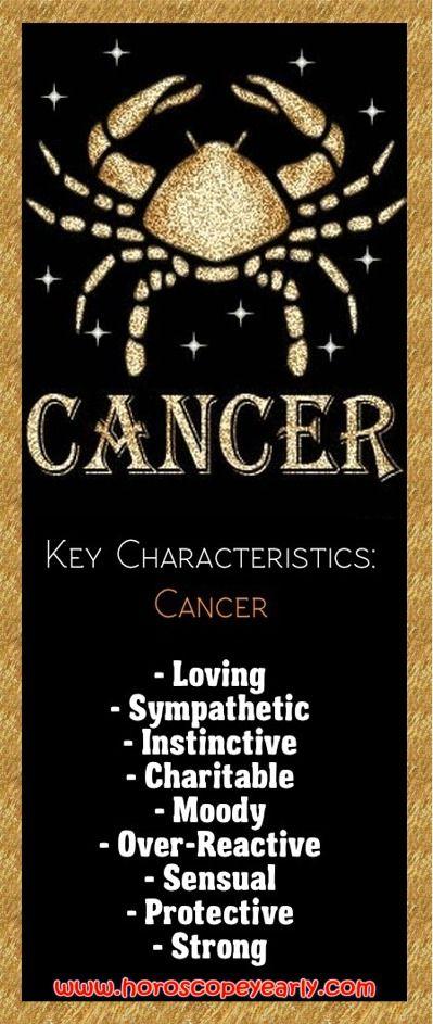 Dating cancer zodiac