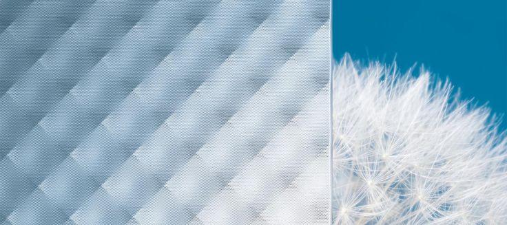 SGG MASTER-Soft to najnowszy wzór z rodziny SGG MASTERGLASS chrakteryzuje sie nowoczesnym designem nawiązującym do technologii 3D nadający efekt miękkości i delikatności. Design odwołujący sie do najwyższych standardów projektowych. #glass #architecture #design #saint_gobain #glass_technology #decorative_glass