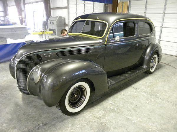 1938 Ford Motor Company Tudor