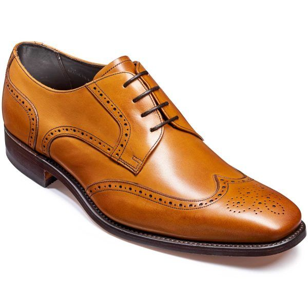 Barker Jordon Derby Brogue Shoe