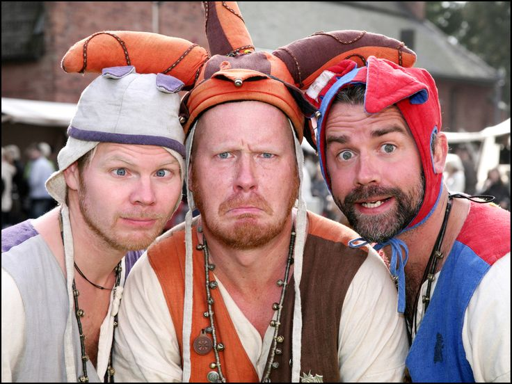 David, Patrik och Niki