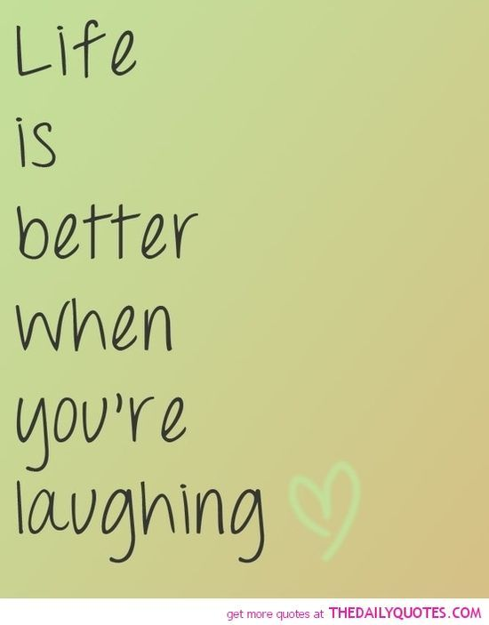 Life is better when you are | http://smalldailymotivationquotes.blogspot.com