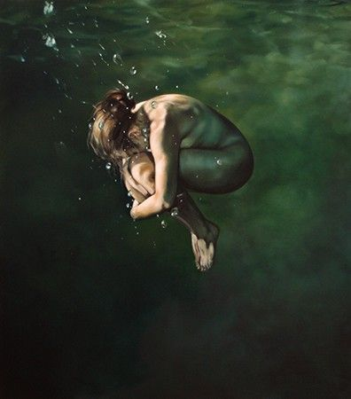 Художник-гиперреалист из Калифорнии Эрик Зенер (Eric Zener) рисует прекрасные картины маслом. Основная его тема - вода, пловцы, пузырьки воздуха в воде, реже - пляжи и просто люди. Иногда Эрик использует смешанную технику и тогда его не менее замечательные фотографии не отличить от картин.