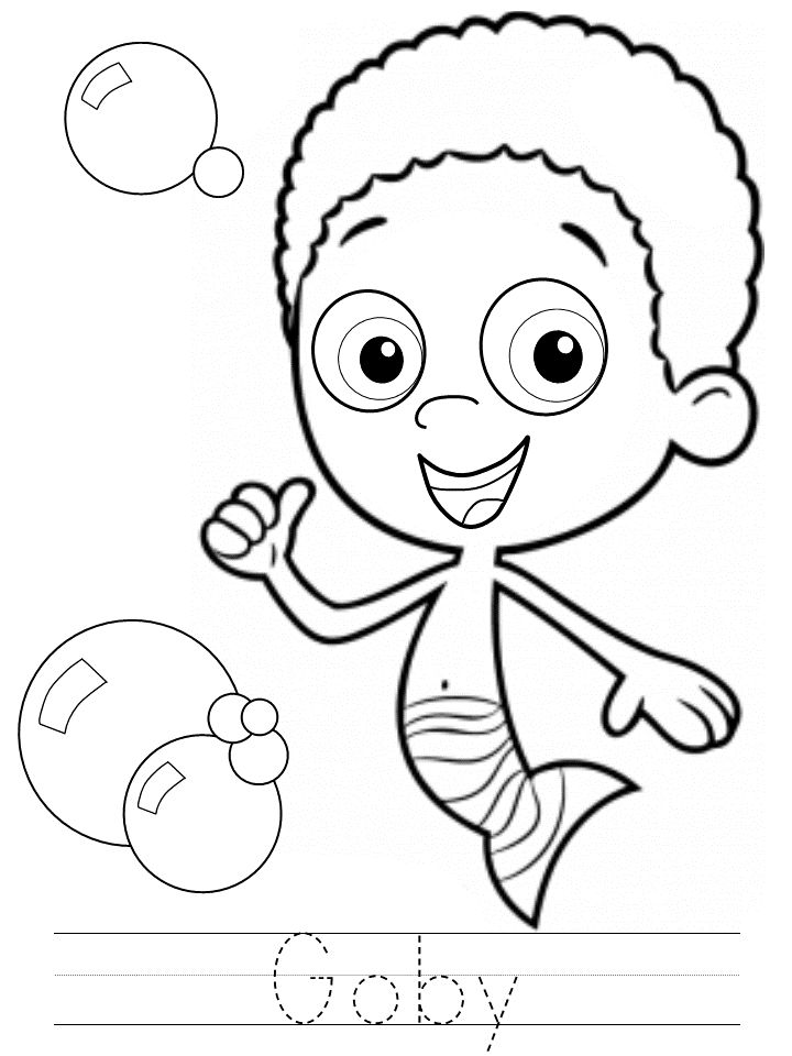 486 best Bubble Guppies / Bubulle Guppies images on Pinterest ...
