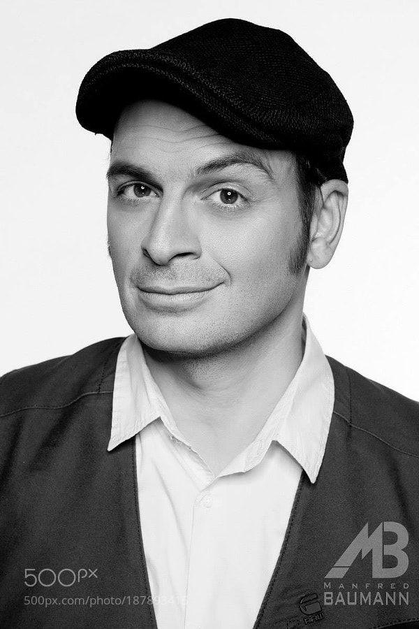 Kaya Yanar German comedian by manfredbaumann