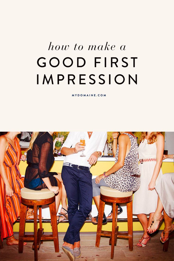how to make a good impression at a job orientation