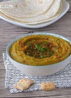 Te explicamos paso a paso, de manera sencilla, la elaboración de la receta de dip de berenjena etíope. Ingredientes, tiempo de elaboración