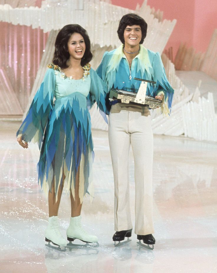 Donny and Marie TV Show Photo A96 | eBay