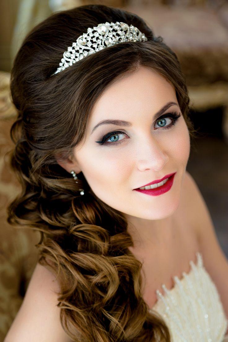 29 best peinados para una boda images on pinterest - Peinados elegantes para una boda ...