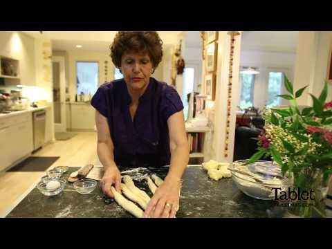 joan nathan rosh hashanah recipes