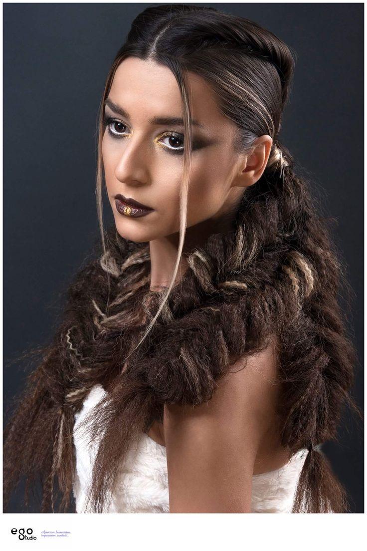 Hair & makeup by Ego Studio