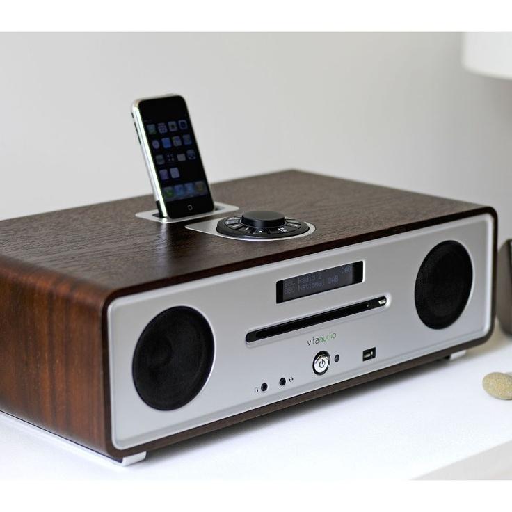 Ruark Audio - R4i Integrated Music System - Rich Walnut Veneer