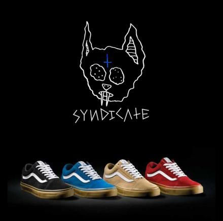 "ODD FUTURE × VANS SYNDICATE OLD SKOOL PRO ""S"" #sneaker"
