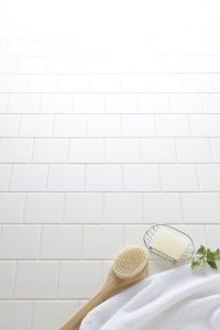 how to clean grubby tiles