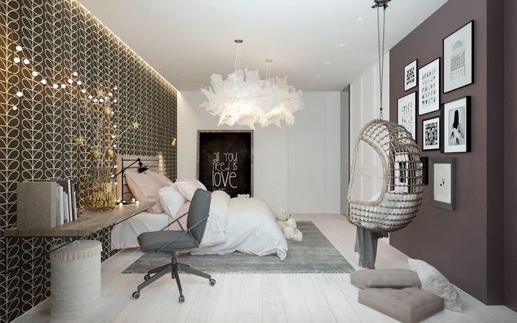 How to decorate a bedroom for girl
