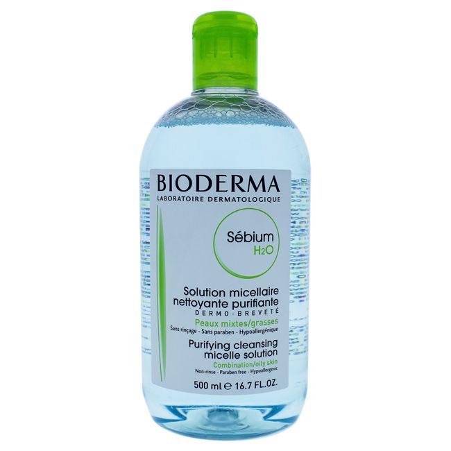 Bioderma Sebium H2o Micellar Water Sebium Pore Refiner Cream