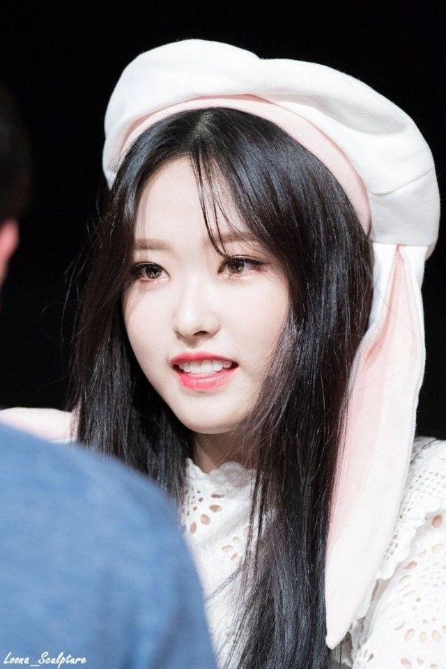 hyejoo #loona #kpop | loona in 2019 | Olivia hussey, Kpop, Love my kids