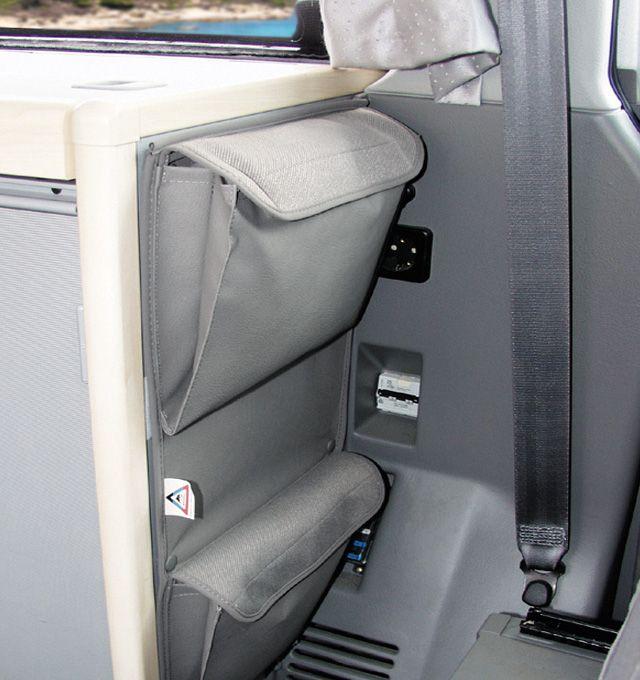 """UTILITIES VW T4 Spülschrank, """"Moonrock""""."""