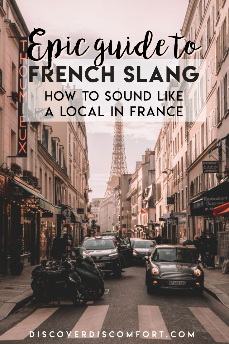 Essential French Slang — With Examples