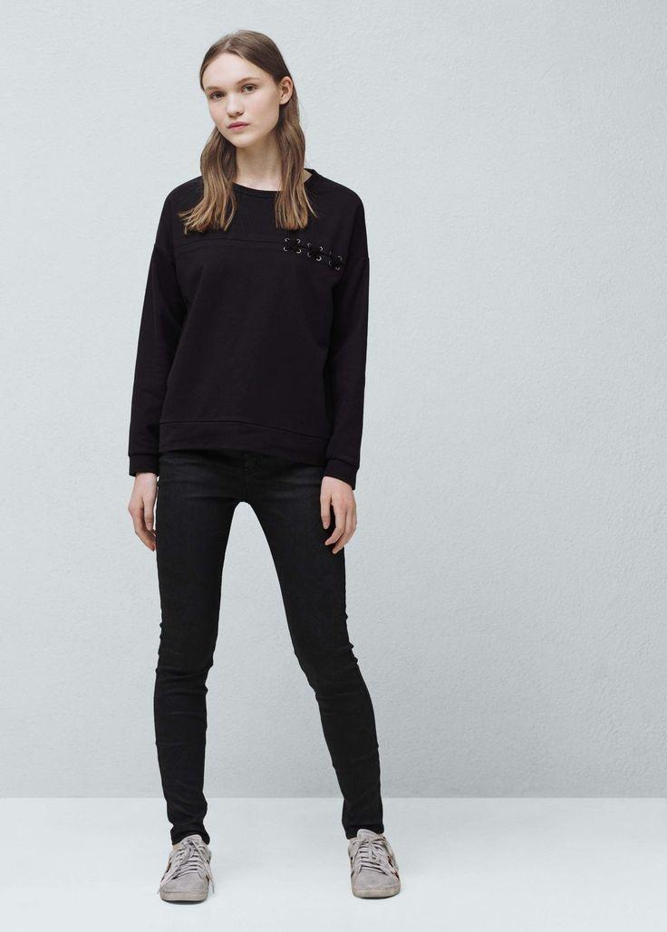 Bellepri skinny jeans | MANGO