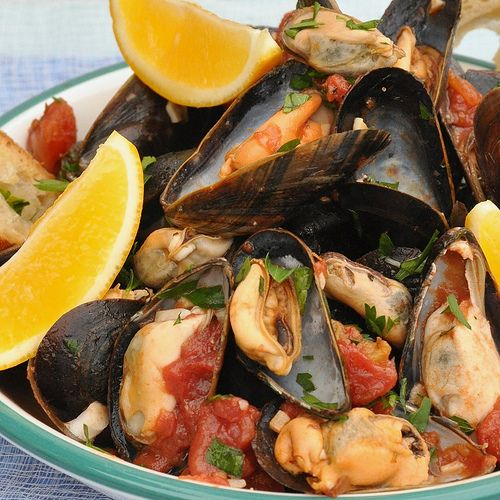 Neapolitan-Style Mussels alla Giancarlo (Cozze alla Marinara) - Food Lover's OdysseyFood Lover's Odyssey