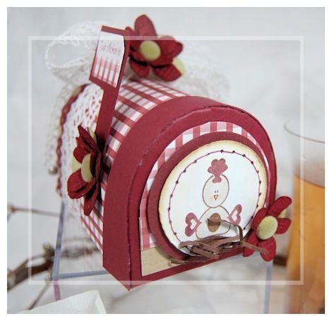 Tea: Crafts Paper Fabric, Box, Card Making, Tea, Paper Crafts, Craft Ideas