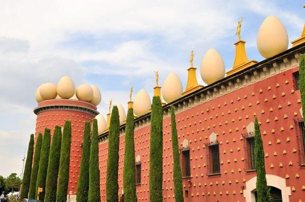 Jajo – ulubiony kształt artystów i architektów - Inspirowani Naturą/Salvadore Dali