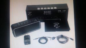 BX80 Pi-QUARTET wireless waterproof speaker