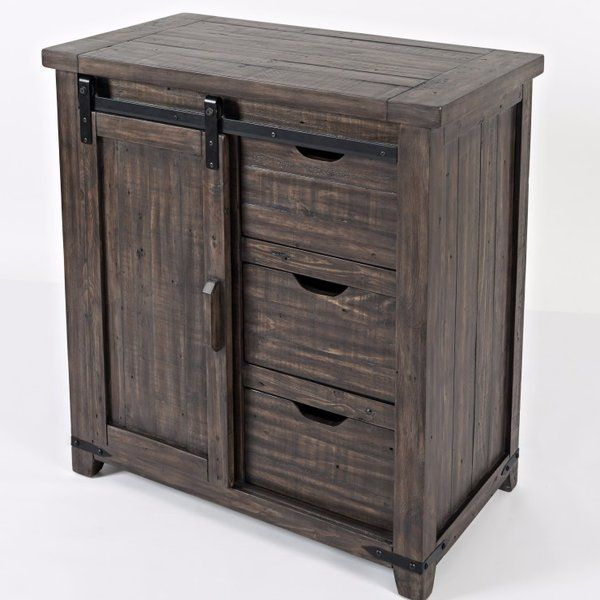 Westhoff 1 Door Accent Cabinet Cabinet Accent Chests Cabinets