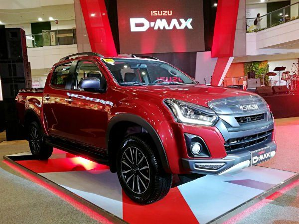 2020 Isuzu D Max In 2020 Isuzu D Max Pickup Trucks Custom Pickup Trucks