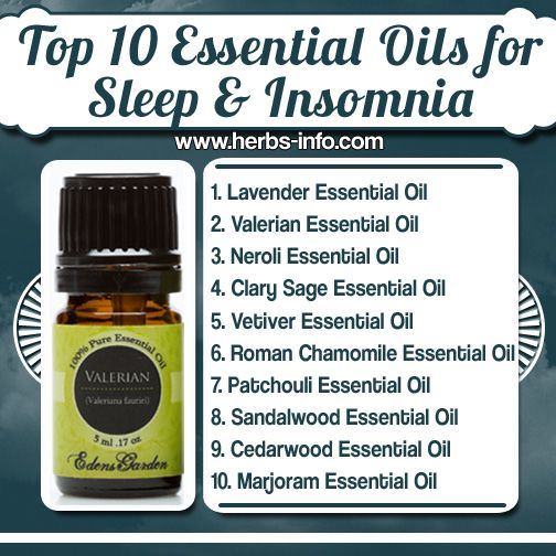 Top 10 Essential Oils for Sleep / Insomnia