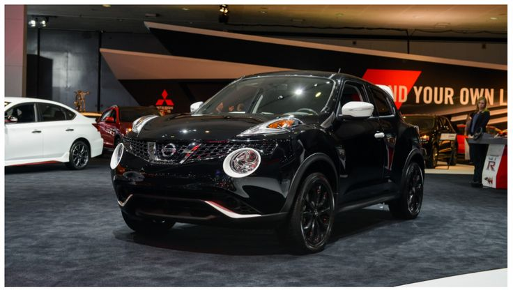 2018 Nissan Juke Black Pearl Version Specs And Review