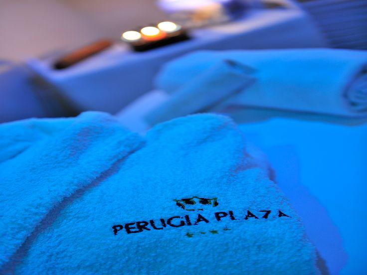 Accappatoio hotel Plaza
