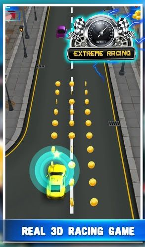 #3DRacing Drive your #car and challenge the harder #racer, be careful not hit the other cars & defeat them here if you be the best racer.