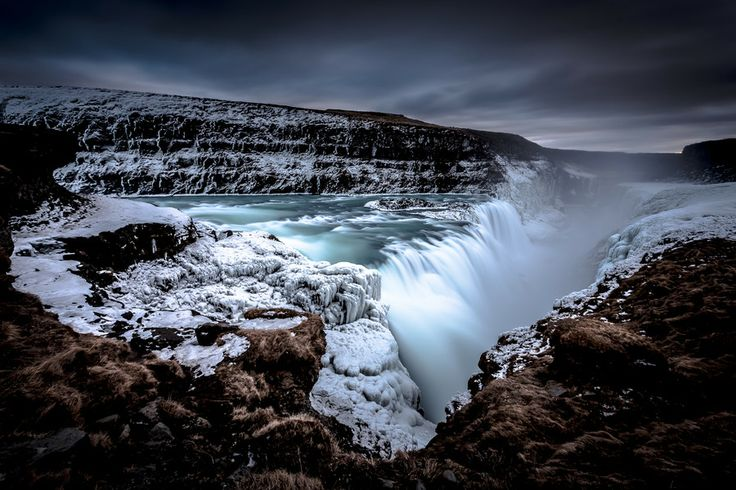 Water and Ice by Gilou Duperron on 500px