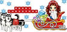 Glitter Graphics: Merry Christmas!