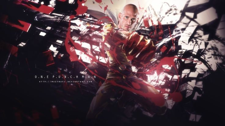 """Johnny Sins as the One Punch Man - kind of """"live action"""" version of the """"Saitama's Training Secret"""""""
