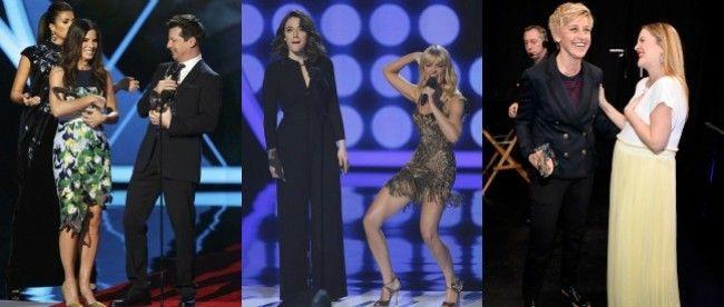 People's Choice Awards: Οι νικητές, τα αστεία στα παρασκήνια και όλα όσα έγιναν στη λαμπερή βραδιά!