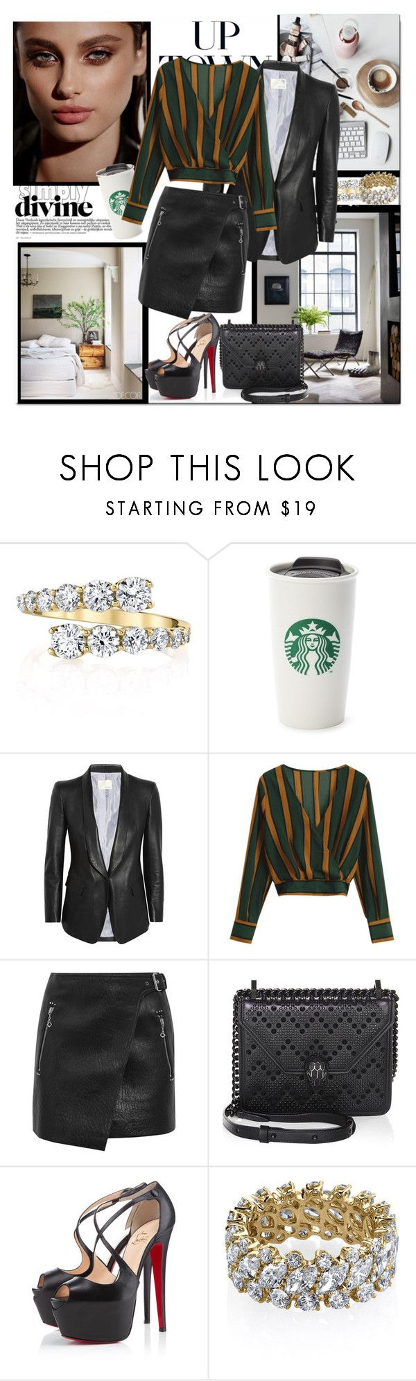 """""""Sem título #1036"""" by fashionmodelstyle ❤ liked on Polyvore featuring Band of Outsiders, Étoile Isabel Marant and Bulgari"""