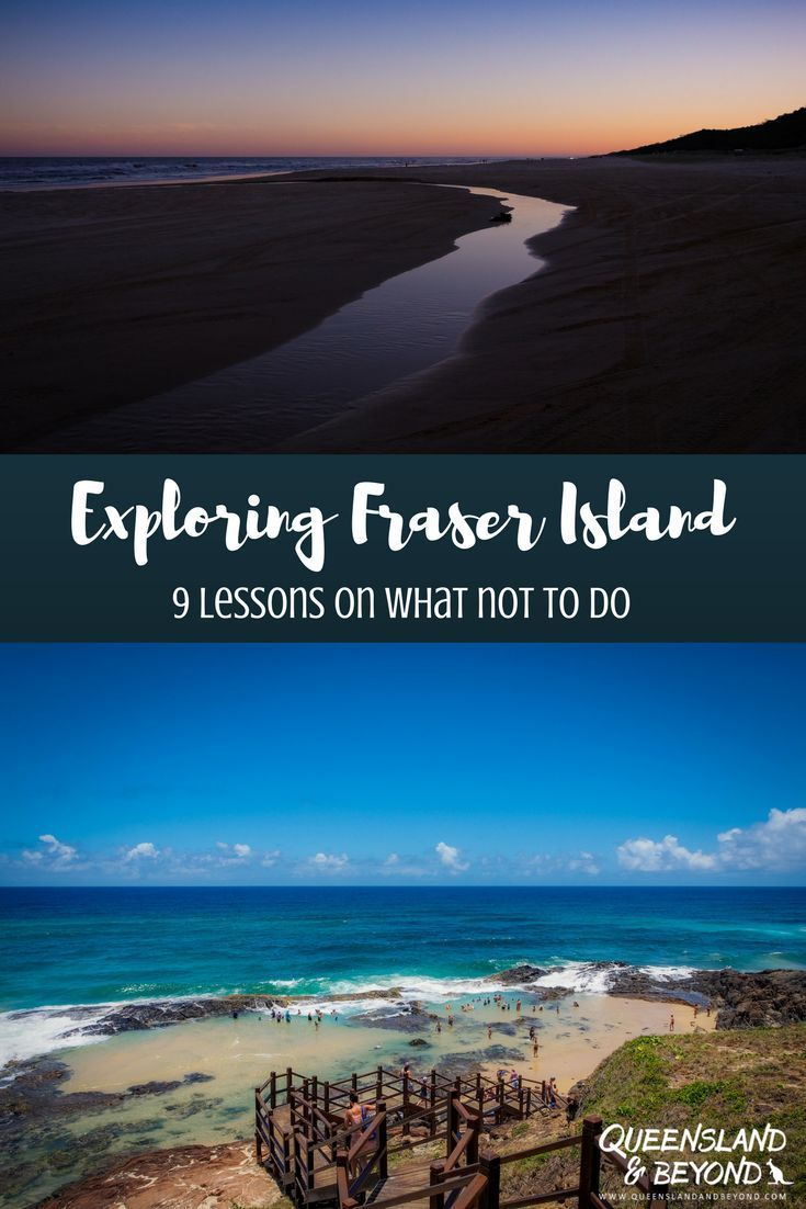 Fraser Island, Australia, is incredibly popular for 4WD-ing and camping so you'd think we'd be prepared for our camping trip. But we weren't. Don't make the same mistakes we did and learn from our silly mistakes! 🌐 Queensland & Beyond #queensland #nationalpark #4WD #australia #fraserisland #camping
