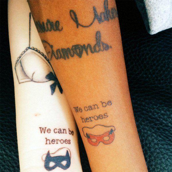 Woman.ru - интернет для женщин У Айленд Болдуин роман с певицей Энджел Хейз? Комментарии: 30    Татуировки на руках Айленд Болдуин и Э...