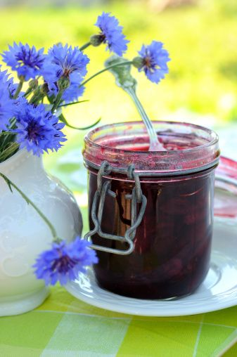 """Mixed Berry Jam 
