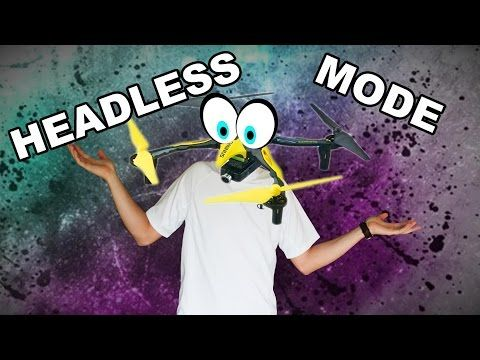 What is Headless Mode or CF Mode and How Does it Work - RC Quadcopter Drone TheRcSaylors - Click Here for more info >>> http://topratedquadcopters.com/what-is-headless-mode-or-cf-mode-and-how-does-it-work-rc-quadcopter-drone-thercsaylors/ - #quadcopters #drones #racingdrones #aerialdrones #popular #like #followme #topratedquadcopters