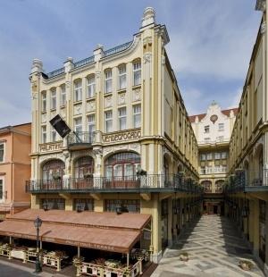 Hotel Palatinius, Pécs, Hungary