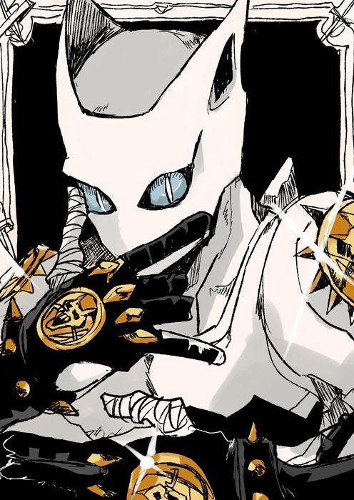 Y'know Nya - Killer Queen - Favorite Characters - DIU - JJBA - Gud art