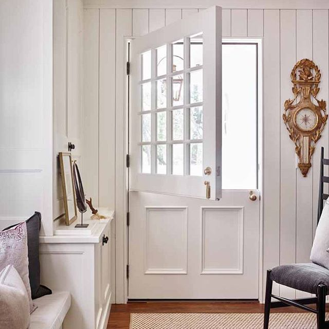 Nothing quite as charming as a Dutch door. Beautiful image from @danawolterinteriors via Atlanta Homes & Lifestyles @atlantahomesmag. • • • • #interiors #interior #designer #designer #designstyle #interiorstyle #interiorstyling #interiordesign #dutchdoor #interiorinspiration #architecture #instadesign #inspo #entry #homedecor #interiorinspiration #decorlovers #love #beautiful #charming #instagood #instyle #instaphoto #instagram #blogger #photooftheday #home #homestyle