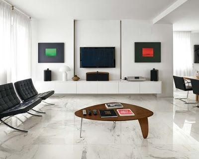 Lantai Ubin Marmer : Cara Memilih Yang Terbaik  26 Desain Terbaik http://ift.tt/2iHXgok Interior Lantai