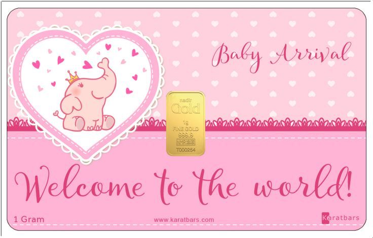 Nothing is more wonderful and spectacular than bringing a new life in to the world. This new edition is especially designed for a little princess. $71.07 http://calvinp.myshopify.com/products/baby-girl-card