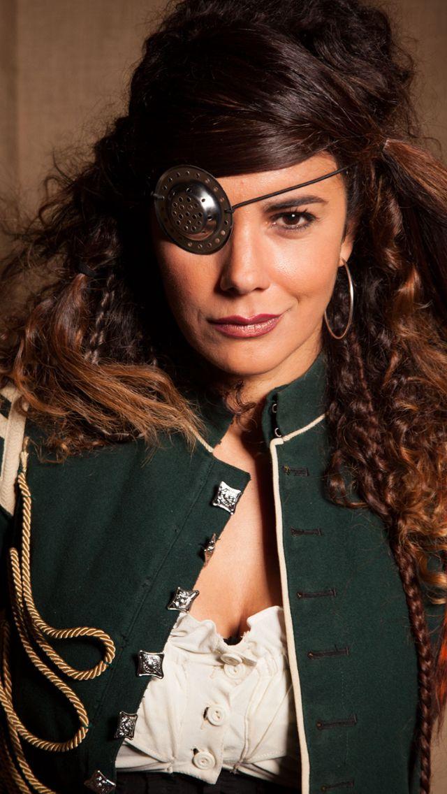 Peinado pirata by lidia irles