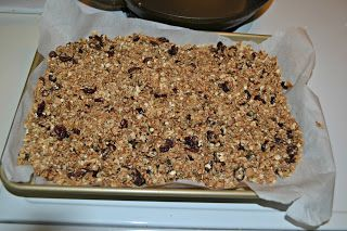 Wheat Berry Granola  -Do you know what a wheat berry is?  Check out this delicious granola using dried fruit, oats, and wheat berries.